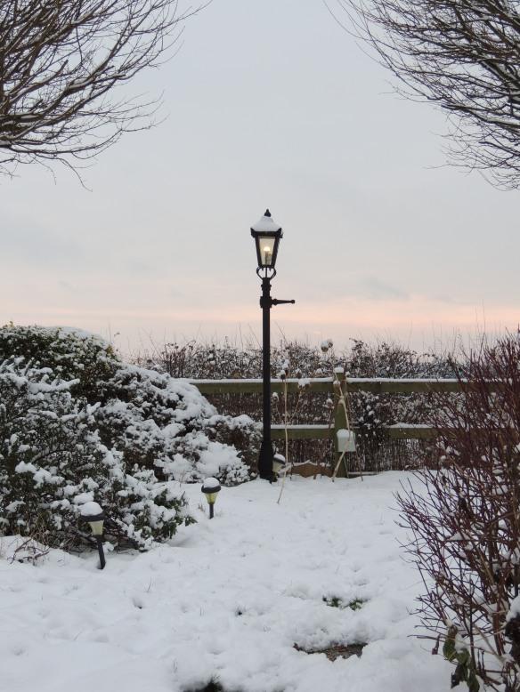 Narnian Lamp