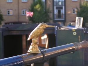 king fisher tiller pin