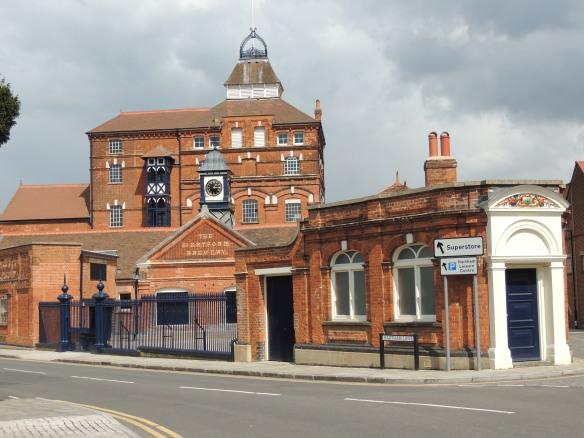 Hertford Brewery